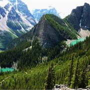 Globus | Majestic Rockies