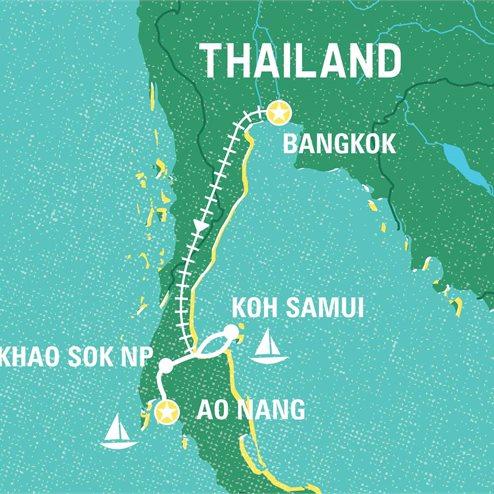 Super South Thailand