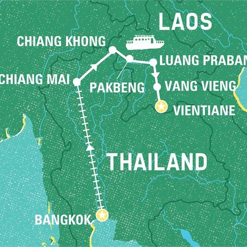 Discover Laos
