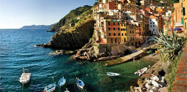 Intrepid   Cinque Terre: Hike, Bike & Kayak