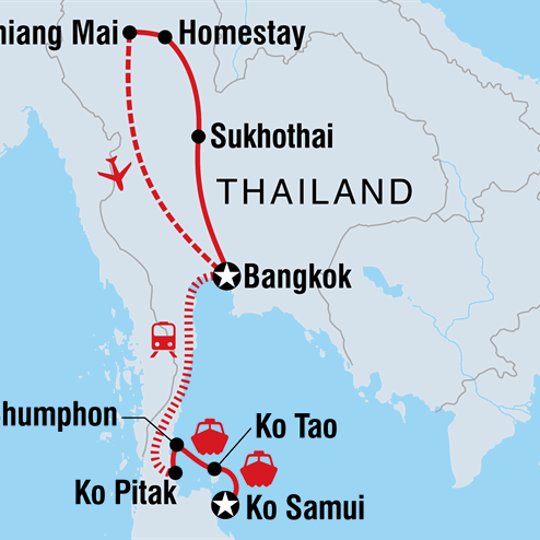 Classic Thailand East Coast (May - Oct)