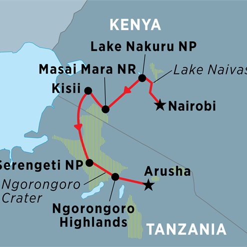 East Africa Discovery