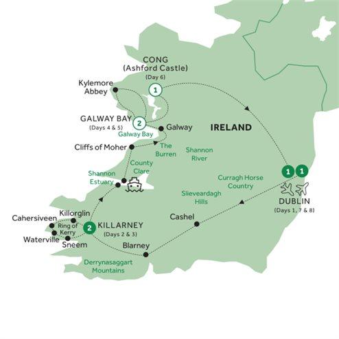 Irish Elegance - Summer 2020