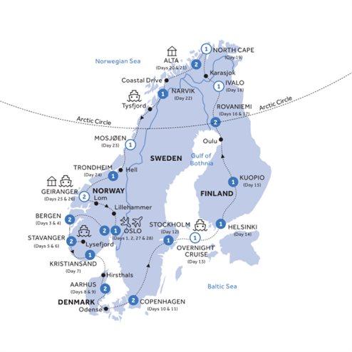 Scandinavian Heritage - Summer 2020