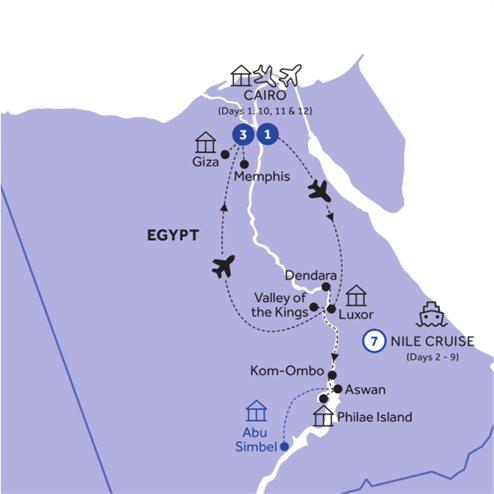 Splendours of Egypt - Summer 2020