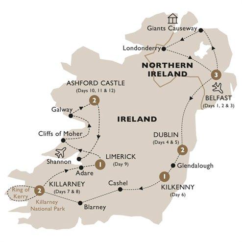Ultimate Ireland (Summer 2019)