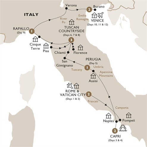 Ultimate Italy (Summer 2019)