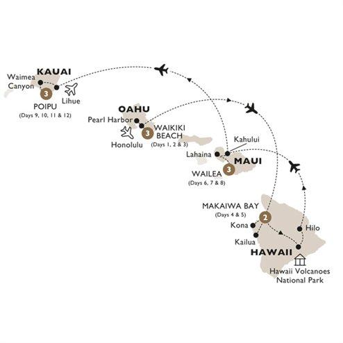 Luxurious Hawaiian Escape with Kauai (Summer 2019)