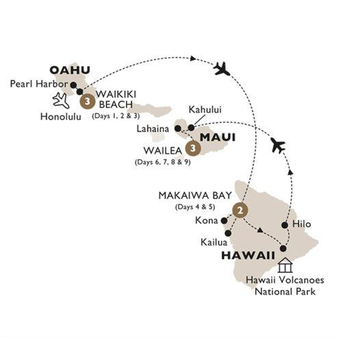 Luxurious Hawaiian Escape (Summer 2019)