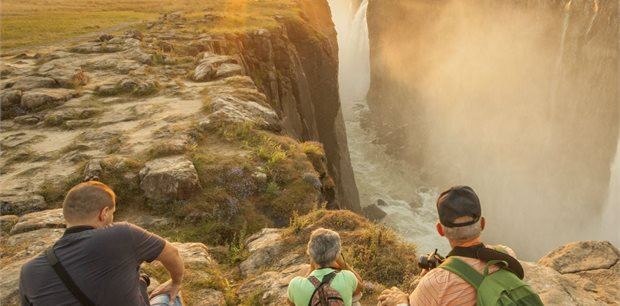 Trafalgar Tours | Victoria Falls Experience Summer 2019