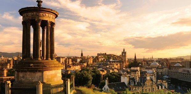 Edinburgh Flights