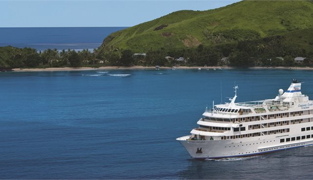 Blog: Cruising Fiji's Friendly Islands