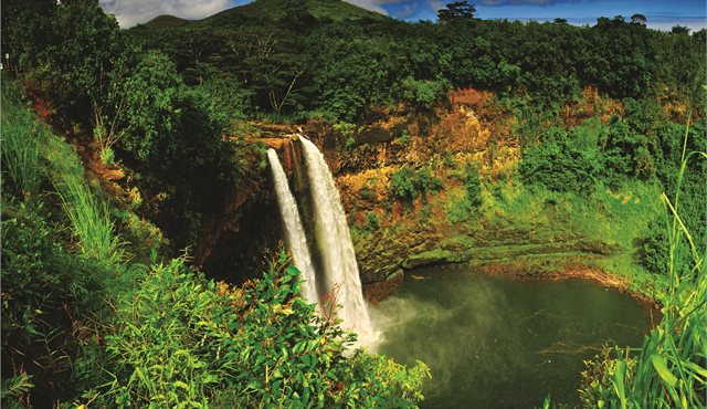 Blog: Changing it down in Kaua'i