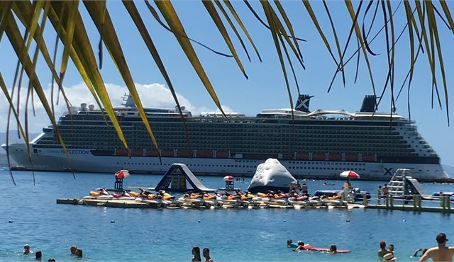 Blog: Caribbean Cruising