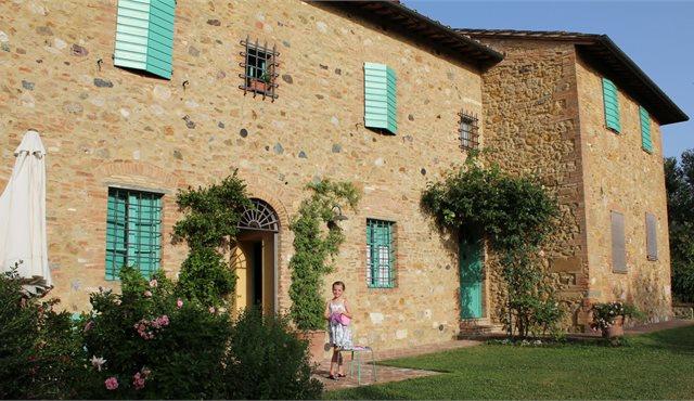 Blog: Under the Tuscan Sun