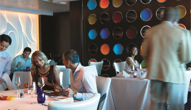 Blog: Surprising Dining at Sea
