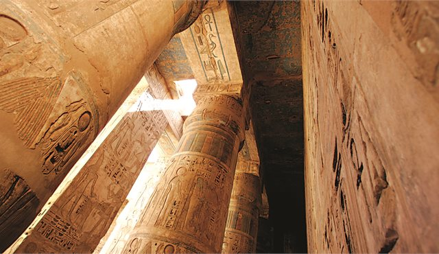 Blog: The Wonders of Egypt