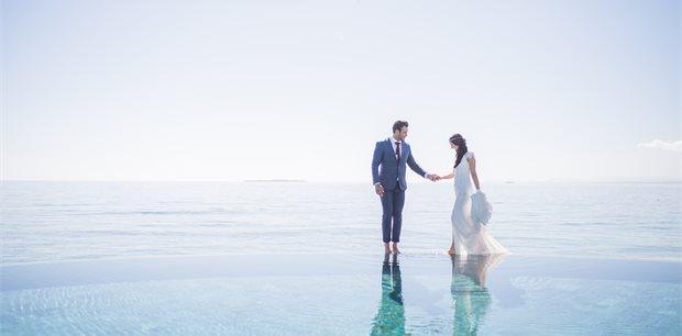 Fiji's New Island Paradise Wedding Venue