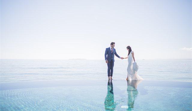 Blog: Fiji's New Island Paradise Wedding Venue