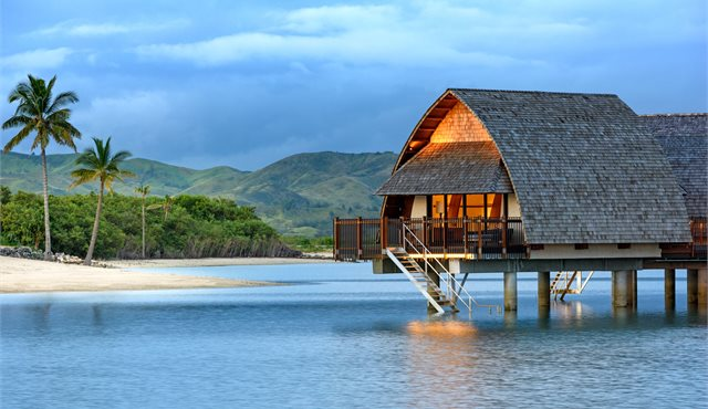 Blog: Fiji Marriott Resort Momi Bay