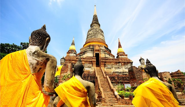 Blog: Top 10 Things To Do: Thailand