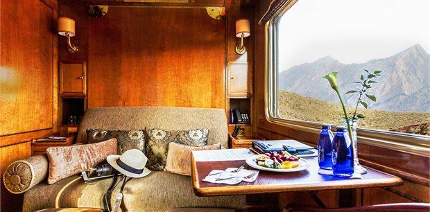 World Journeys | The Blue Train: Kruger National Park