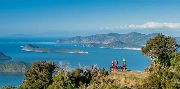 APT | New Zealand's Queen Charlotte Track and Marlborough Sounds
