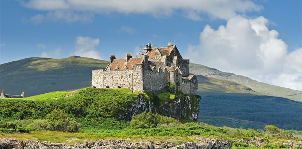 Black-Roads Touring | Scottish Journey