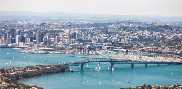 Escorted New Zealand | Four Points of Auckland Tour