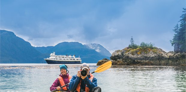 Adventure World Travel |  Exploring Alaska's Coastal Wilderness with Lindblad Expeditions-National Geographic