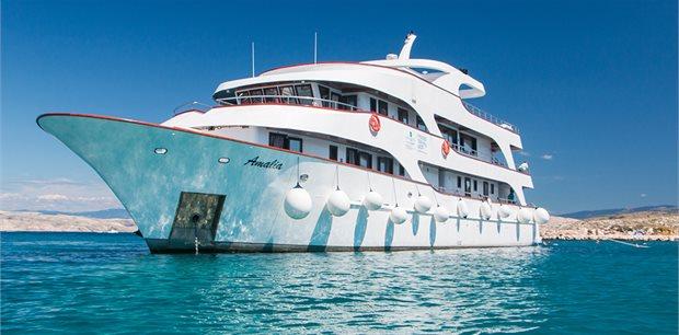 Croatia Times Travel | Northern Pearls Premium Superior Cruise - Split to Opatija