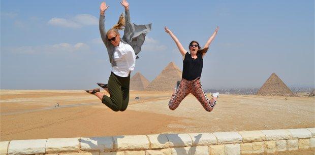 Topdeck | Egypt Express