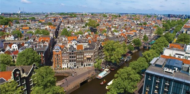 Amsterdam with Air New Zealand & Singapore Airlines
