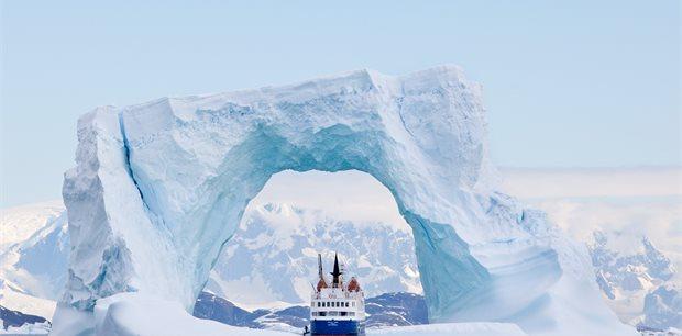 Adventure World Travel   Antarctica XXI Classic Air-Cruise