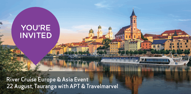 River Cruise Europe & Asia Event