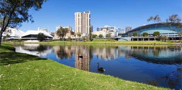 Adelaide with Air New Zealand