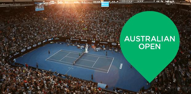 Australian Open 2020 - First Round