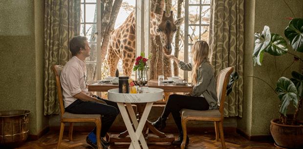 World Journeys | Giraffe Manor, Samburu and the Mara