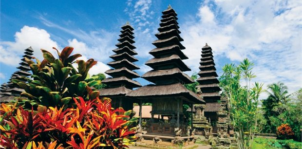 Bali with Air New Zealand