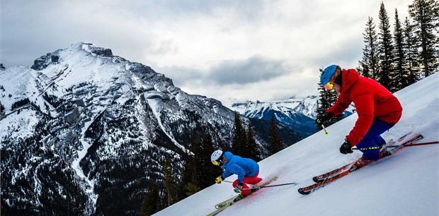 travel&co. | Ski Banff and Lake Louise Package | Canada