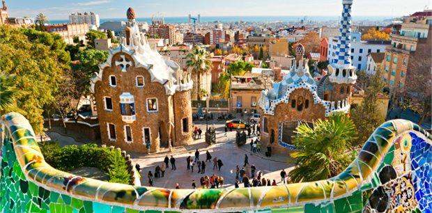 Barcelona with Lufthansa - Premium Economy