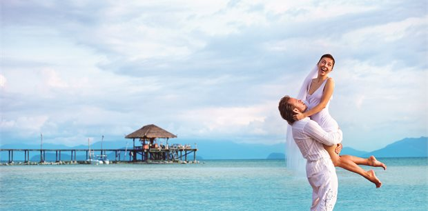 Weddings & Honeymoons Flights