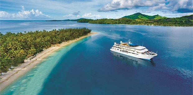 Fiji for Golf Lovers | Blue Lagoon Cruise