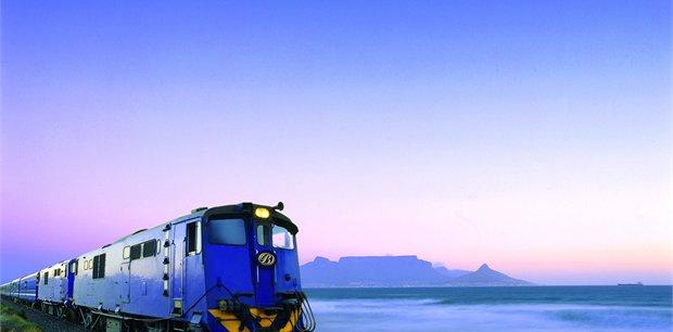 World Journeys | The Blue Train