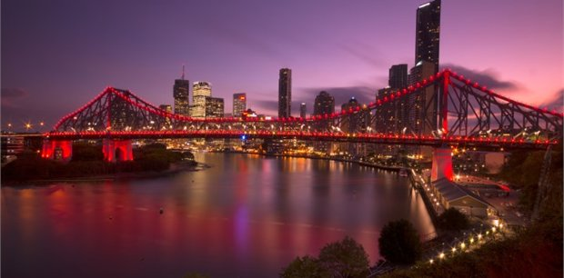 Brisbane with Air New Zealand