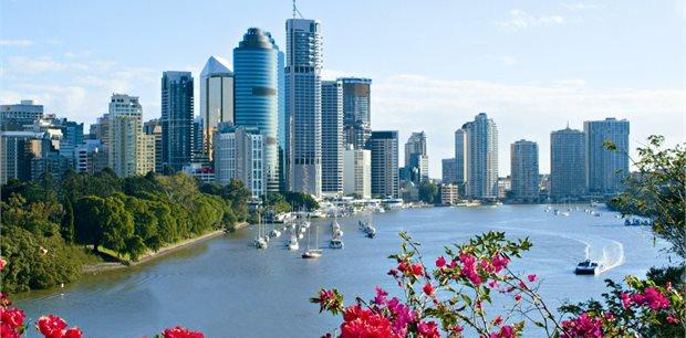 Brisbane with Virgin Australia