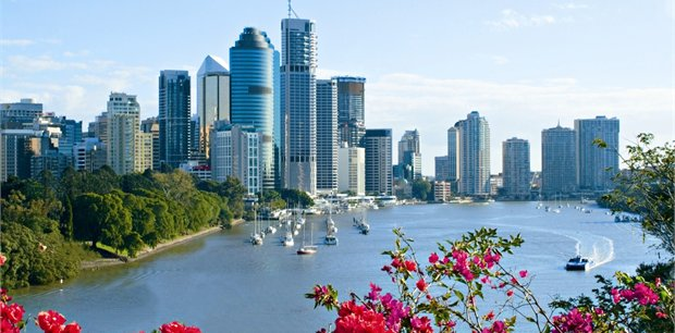 Brisbane with Qantas