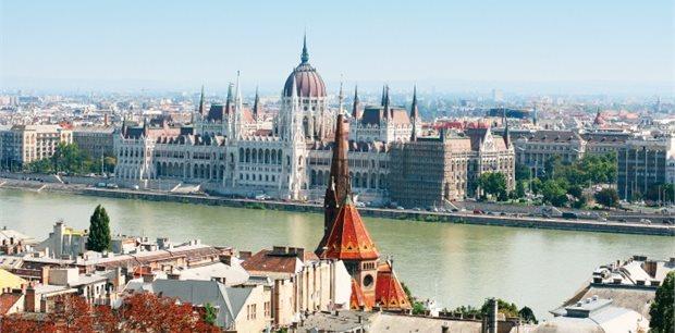 Budapest with Emirates