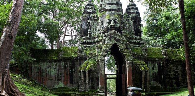 Adventure World Travel    Jungle, Wildlife & Temples of Cambodia