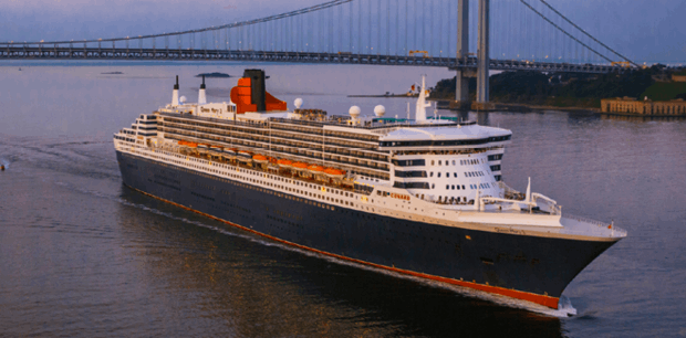 Cunard Big Balcony Event